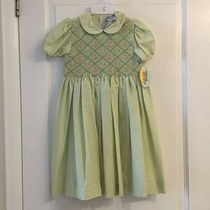 Carriage Boutiques Girl's Dress